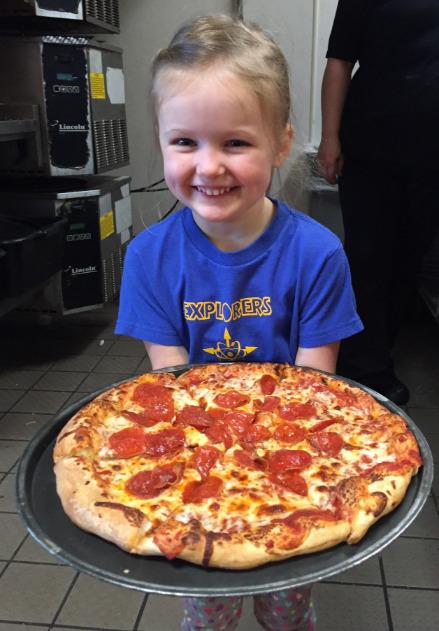 cicis pizza trip