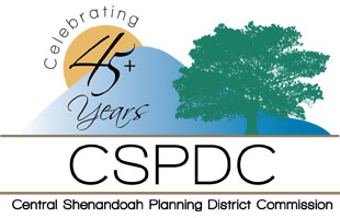 logo of the central shenandoah planning district commission