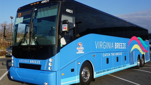 virginia breeze bus
