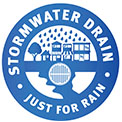 Stormwater Drain is Just for Rain