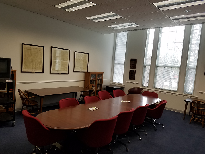 Staunton Public Library Board Room