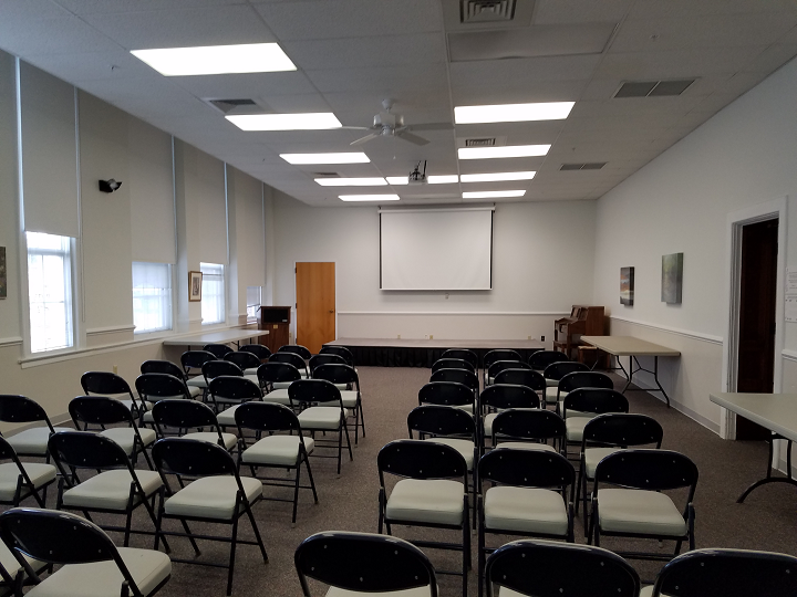 Staunton Public Library Meeting Room