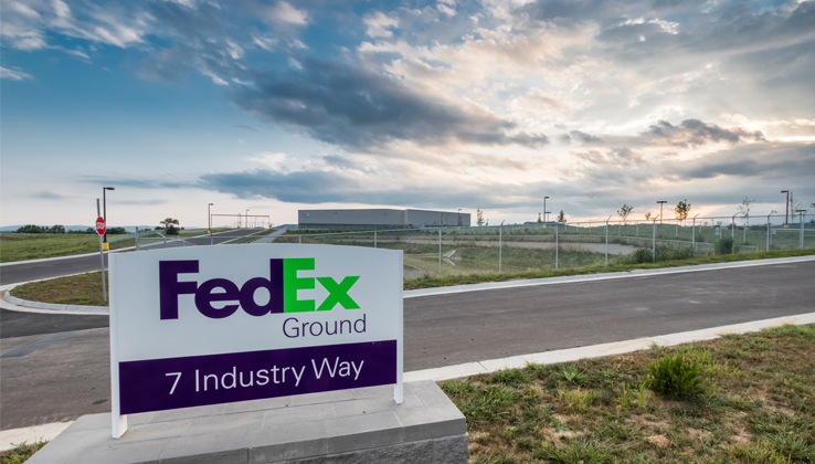 FedEx Ground building
