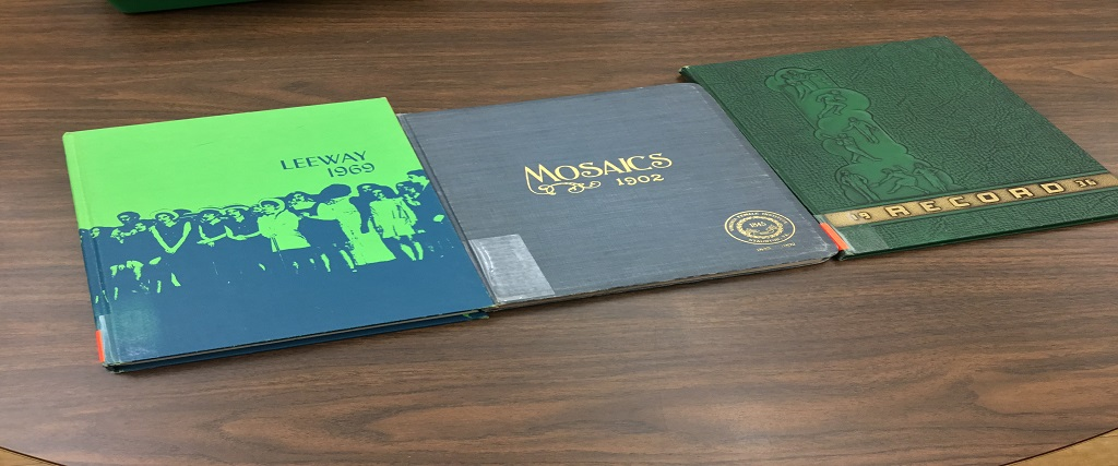 Yearbook Collection