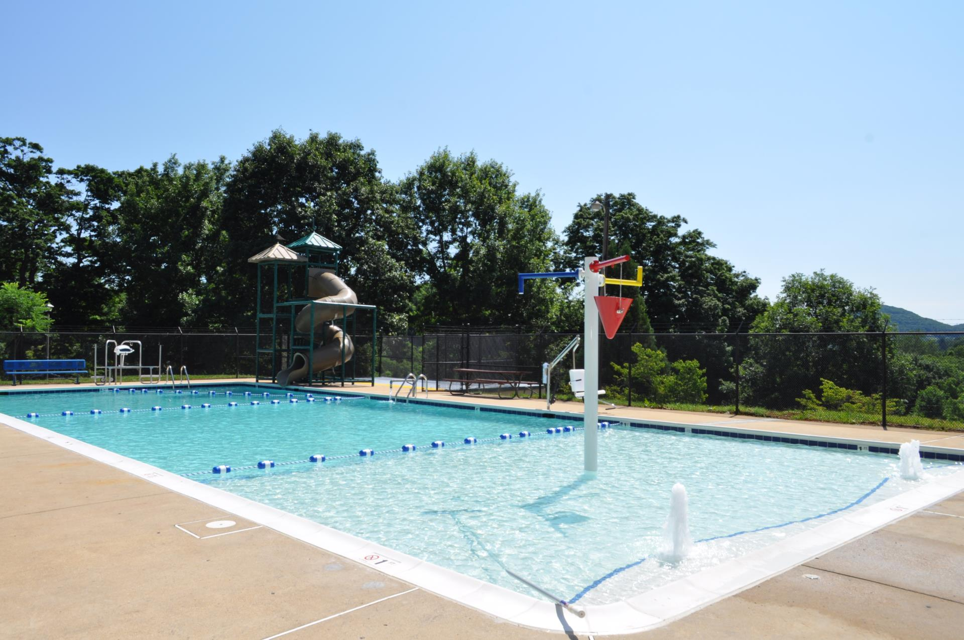 Montgomery Hall Park Pool