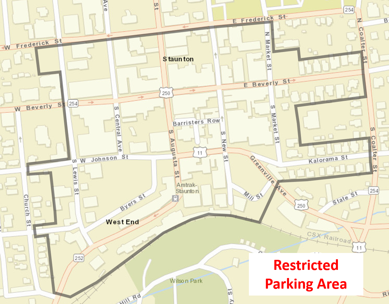 Restricted Parking Map_QCMM