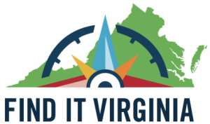 Find it Virginia logo