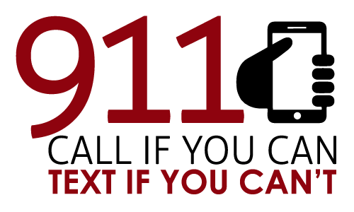 Text-to-911 Graphic