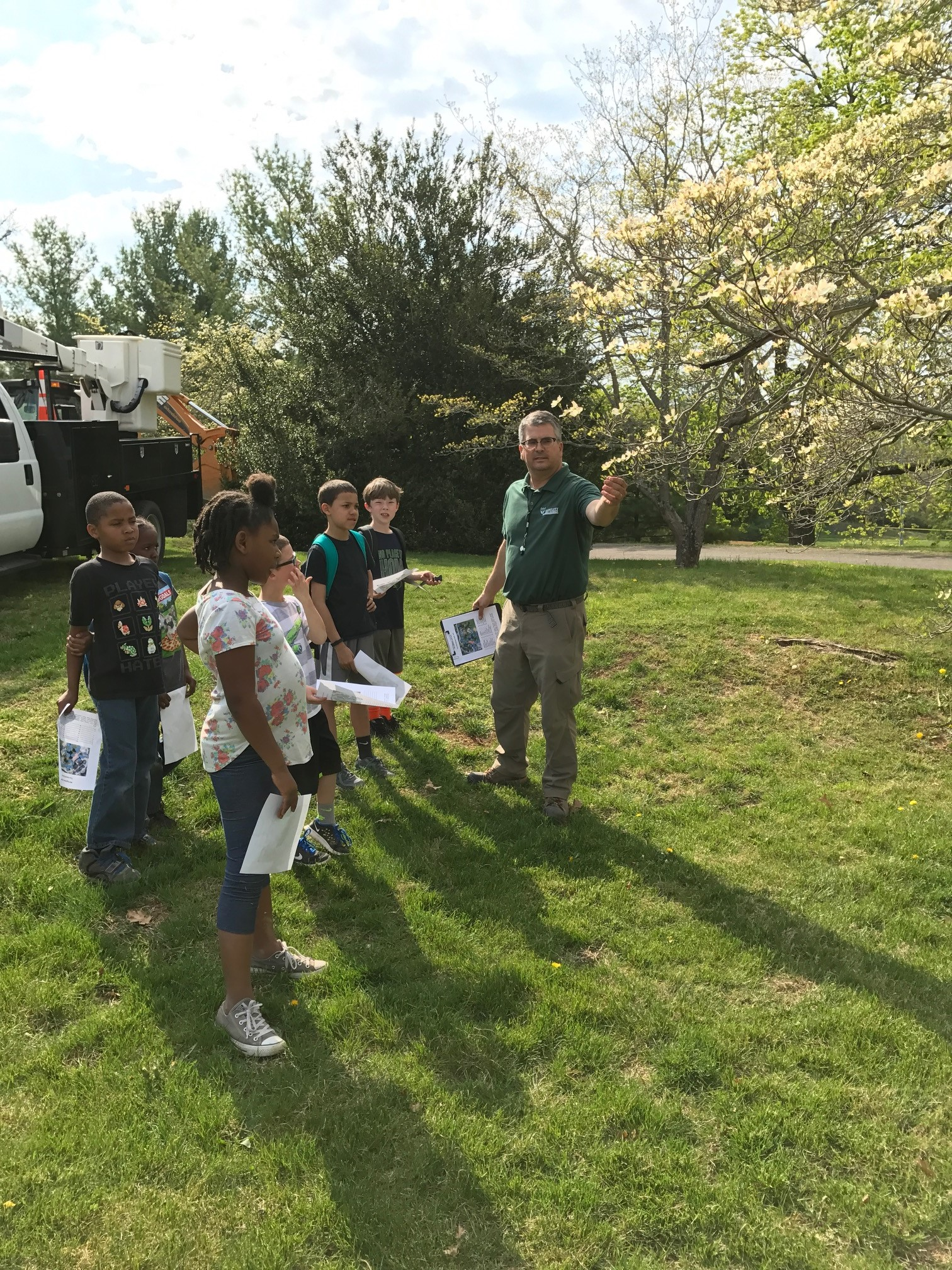 Arbor Day 2017 Tree Walk